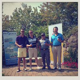 2013 charity golf tournament
